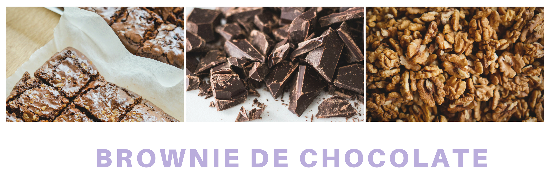 Brownie de chocolate, receta.